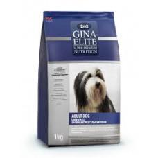 "Корм Gina Elite гипоаллергенный для собак ""Dog Lamb & Rice with Verm-X"""