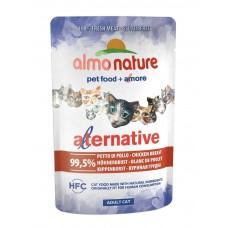 "Корм Almo Nature Alternative для кошек ""Куриная грудка"""