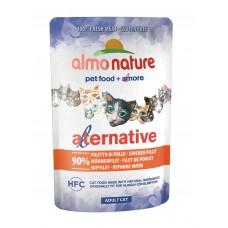 "Корм Almo Nature Alternative для кошек ""Куриное филе"""
