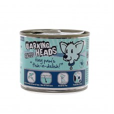 """Barking Heads корм для собак мелких пород с лососем, тунцом и сельдью """"Рыбка-вкусняшка"""""""