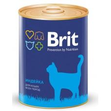 """Brit Premium корм для кошек """"Индейка"""""""