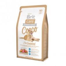 "Корм Brit Care для кошек гурманов ""Cocco"""