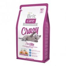 "Корм Brit Care для котят ""Crazy"""