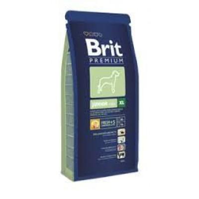Корм Brit Premium корм для щенков гигантских пород 4-30 мес (Junior XL)