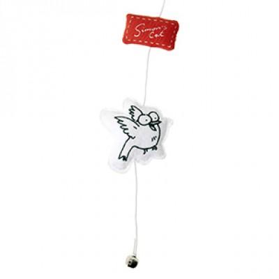 Karlie-Flamingo игрушка для кошек удочка Simons Cat