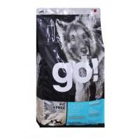 GO! корм для щенков и собак 4 вида мяса: индейка, курица, лосось, утка