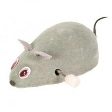 Мышь заводная 7 см.