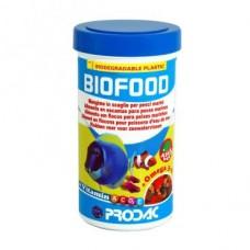 Prodac BioFood для морских рыб и цихлид в хлопьях