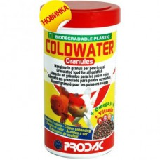 Prodac Coldwater для золотых рыб в гранулах