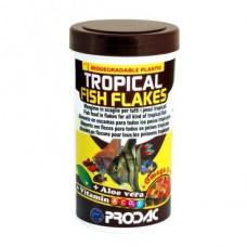 Prodac Tropical Fish для тропических рыб в хлопьях