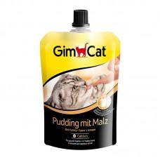Gimpet пудинг с солодом для кошек