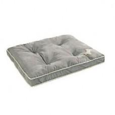 Лежак для собаки Аспен 80x100см, серый