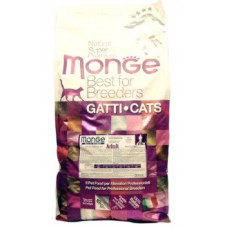 Корм Monge для взрослых кошек