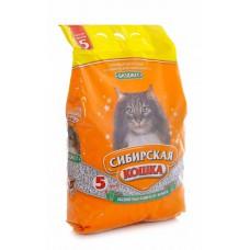 Наполнитель впитывающий Сибирская кошка, Бюджет