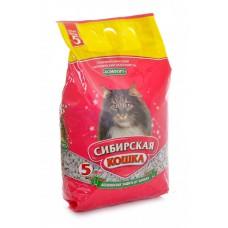 Наполнитель впитывающий Сибирская кошка, Комфорт