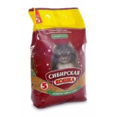 Наполнитель впитывающий Сибирская кошка, Универсал