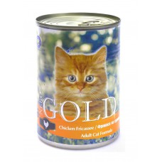 "Nero Gold корм для кошек ""Фрикасе из курицы"""