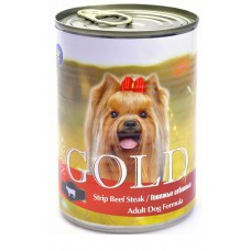 """Nero Gold корм для собак """"Говяжьи отбивные"""""""