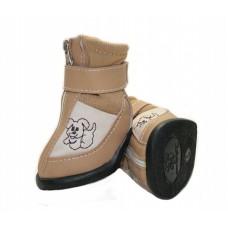 "Обувь для собак ""Ботинки, размер L"""