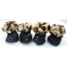 """Обувь для собак """"Ботинки на меху, размер 1"""""""