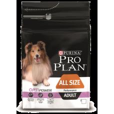 Pro Plan корм для активных собак с курицей