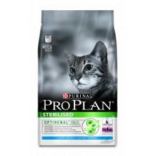 Корм Pro Plan для стерилизованных кошек с кроликом и курицей