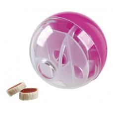 Мяч для лакомств, ф 5 см