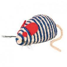 Мышь веревочная, 10 см.