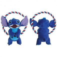 Мягкая игрушка c круглым канатом Stitch