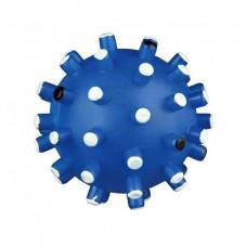 Игрушка для собак мяч игольчатый виниловый 6,5 см
