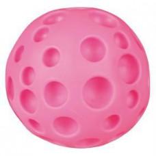 """Игрушка для собак мяч """"Пчелиные соты"""", 11 см"""