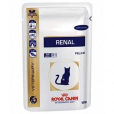 Royal Canin Renal диета для кошек при почечной недостаточности, курица