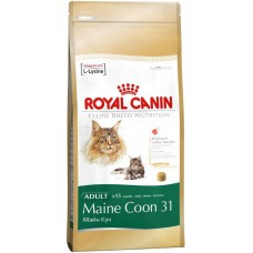 "Royal Canin ""Мaine Coon 31"" корм для кошек мэйн кунов"