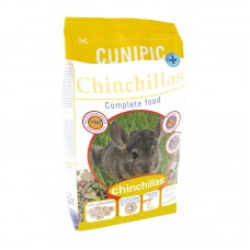 Cunipic Chinchillas корм для шиншилл