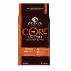 Корм Wellness CORE Original для собак с индейкой и курицей