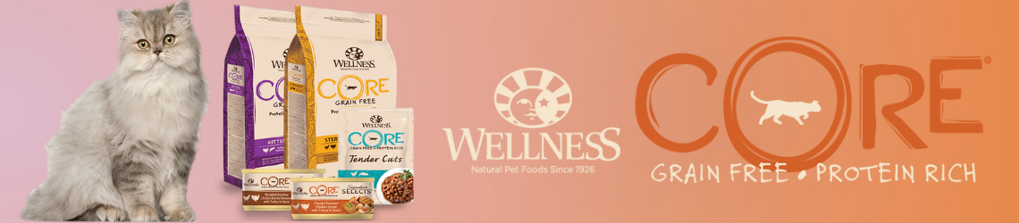 Корм Wellness Core для кошек