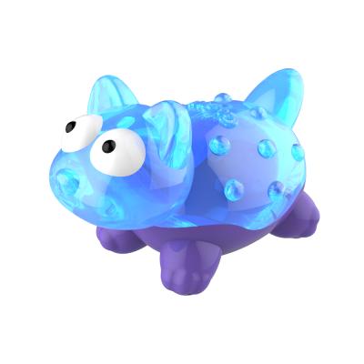 """Игрушка для собак """"лиса с пещалкой"""" 8 см GiGWi"""