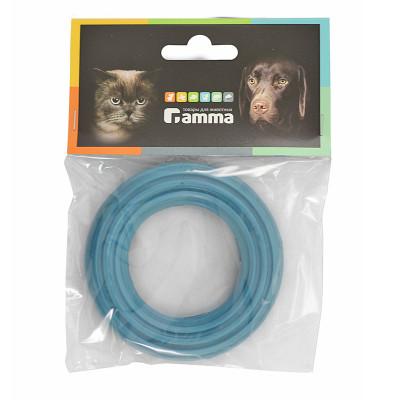 """Игрушка для собак из резины """"Кольцо резное малое"""", 85мм"""