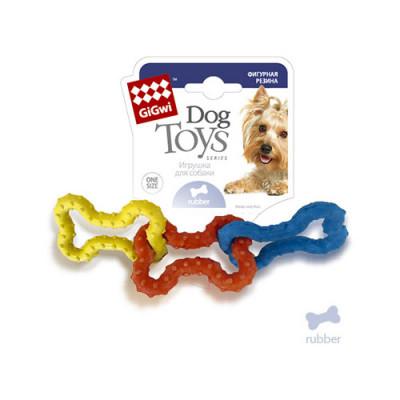 """Игрушка для собак GiGwi """"Косточки"""", 3 шт"""