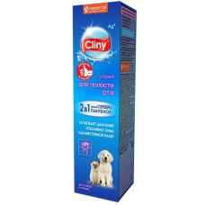Cliny Спрей для полости рта для собак и кошек, 100 мл
