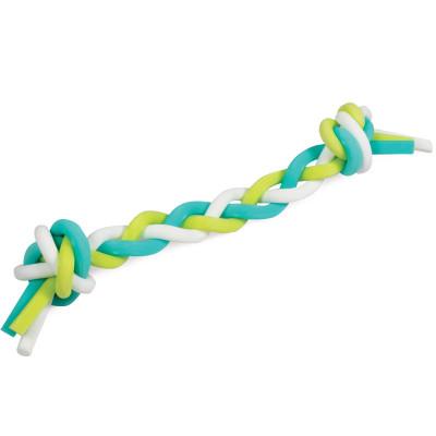 """Игрушка AROMA для собак из термопласт. резины """"Косичка"""", 220мм"""