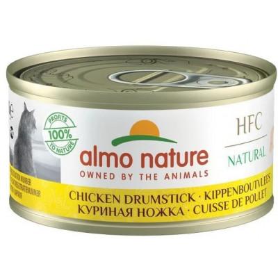 Almo Nature для кошек, куриная ножка