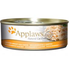 APPLAWS для взрослых кошек с куриной грудкой и сыром