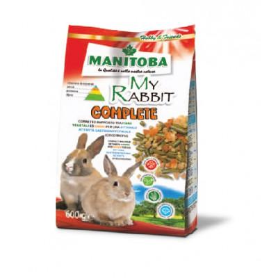 Корм для карликовых кроликов