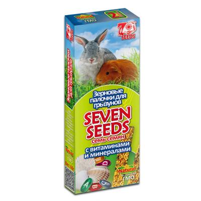 Лакомство Seven Seeds, палочки с витаминами и минералами