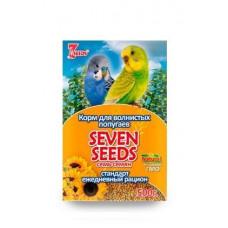 Seven Seeds, корм для волнистых попугаев