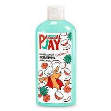 ANIMAL PLAY SWEET шампунь для собак и кошек питательный, ямайский кокос (300 мл.)
