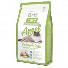 """Корм Brit Care для пожилых кошек """"Angel"""""""