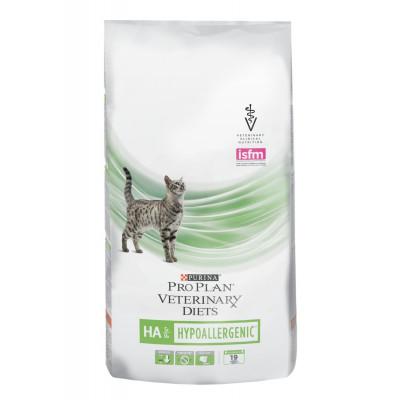 Сухой корм Purina Veterinary Diets HYPOALLERGENIC для кошек и котят при аллергии