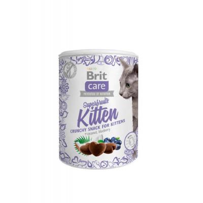 Brit Care лакомство Superfruits Kitten Суперфрутс для котят